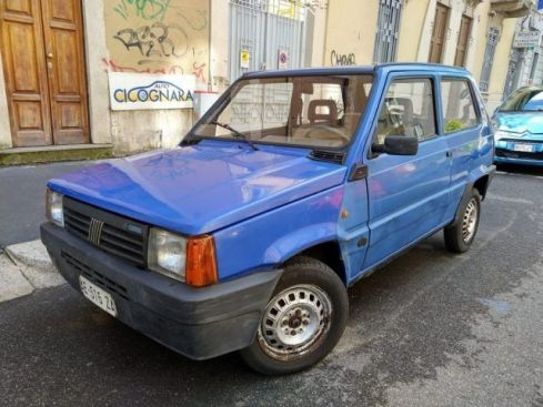 FIAT Panda 900 Young UNICO PROPRIETARIO