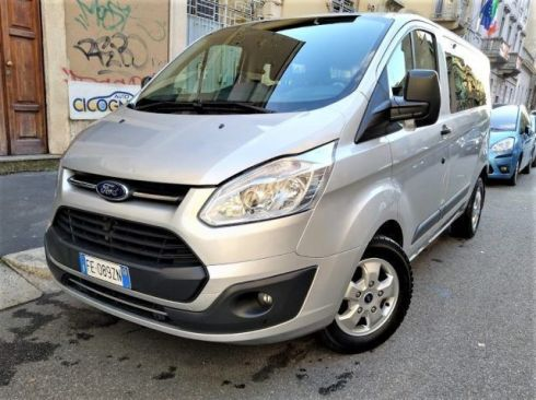 FORD Transit Custom 2.0 TDCi 130 PC 9 posti Trend