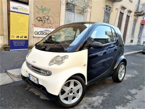 SMART ForTwo 600 pulse (45 kW) Double Face