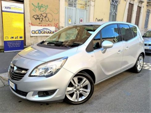 OPEL Meriva 1.4 Turbo 120CV aut. NAVIG. Innovation