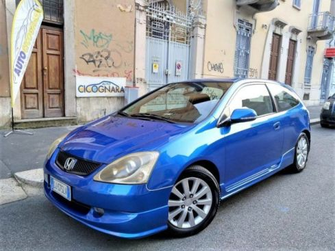 HONDA Civic 1.6 16V VTEC cat 3 porte Sport **GPL **