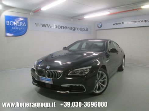 BMW 640 d xDrive Gran Coupé Luxury