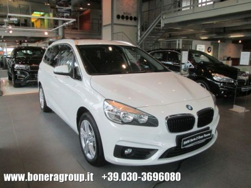 BMW 218 d Gran Tourer Advantage