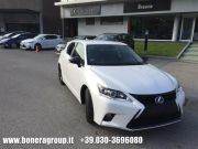 LEXUS CT 200H LIMITED EDITION BLACK STYLE MY 16 Nuova