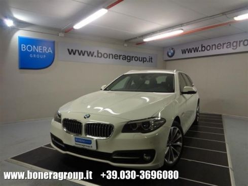 BMW 520 d Touring Business autom