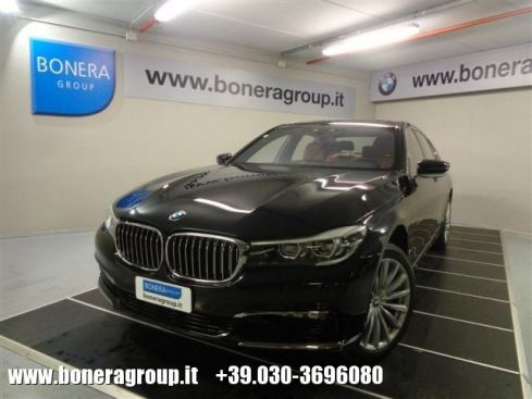 BMW 730 d xDrive Luxury