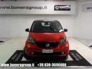 SMART FORFOUR 70 1.0 TWINAMIC PASSION Usata 2016