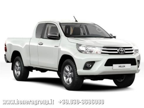 TOYOTA Hilux 2.4 D-4D 4WD Extra Cab Lounge
