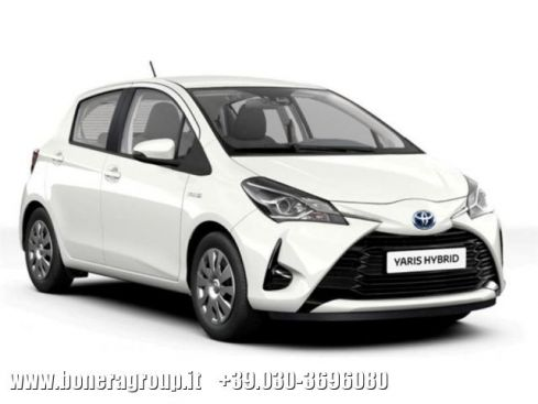 TOYOTA Yaris 1.5 Hybrid 5 p. COOL MY17