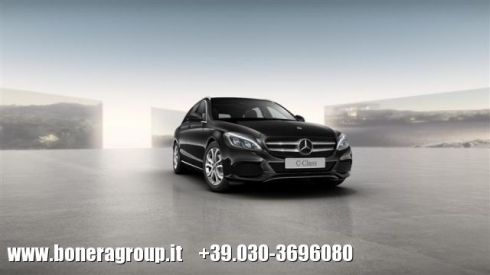 MERCEDES-BENZ C 220 d S.W. Automatic Sport  Edition NEXT