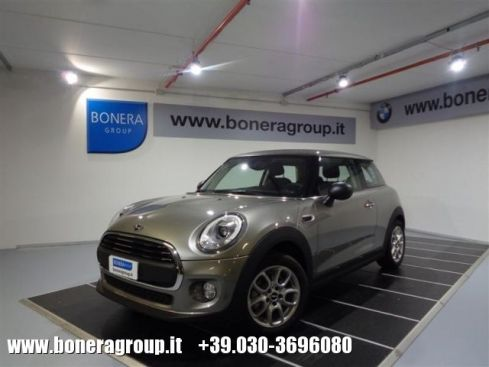 MINI One D 1.5 D 3 porte Boost