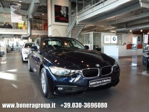 BMW 316 d Business Advantage Autom