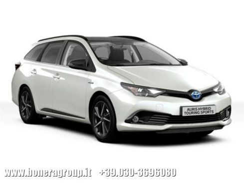 TOYOTA Auris Touring Sports 1.8 Hybrid Black Edition