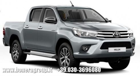 TOYOTA Hilux 2.4 D-4D A/T 4WD 4 p. DoubleCab Executive MY16