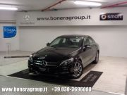 Mercedes-Benz C 220 BLUETEC AUTOMATIC BUSINESS Usata 2015