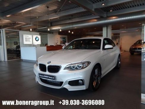 BMW 220 d xDrive Coupé Msport