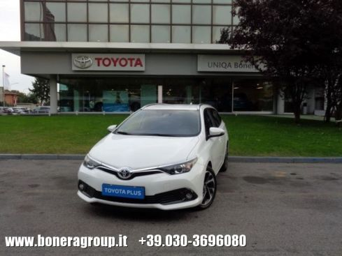 TOYOTA Auris Touring Sports 1.4 D-4D Active
