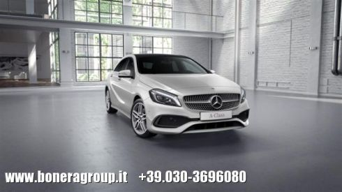 MERCEDES-BENZ A 180 d Automatic Premium  Edition NEXT