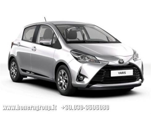 TOYOTA Yaris 1.4 D-4D 5 porte Active MY17   NEW MODEL