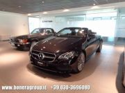 MERCEDES-BENZ E 220 D CABRIO BUSINESS SPORT Nuova