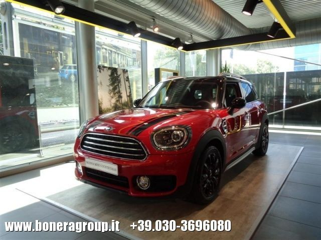Mini Countryman 20 Cooper D Boost All4 Automatica Km 0 2017