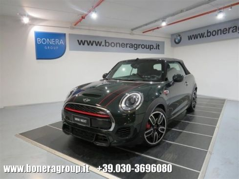 MINI Cabrio 2.0  John Cooper Works HYPE