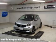 SMART FORFOUR 70 1.0 TWINAMIC PASSION Usata 2017