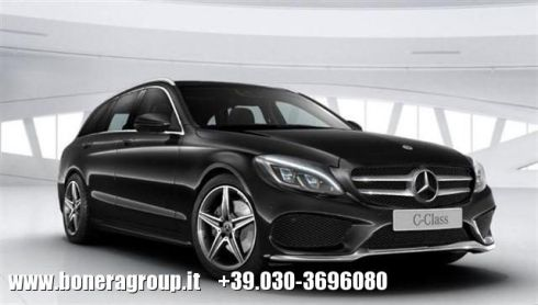 MERCEDES-BENZ C 220 d S.W. 4 Matic Premium automatic  Edition NEXT