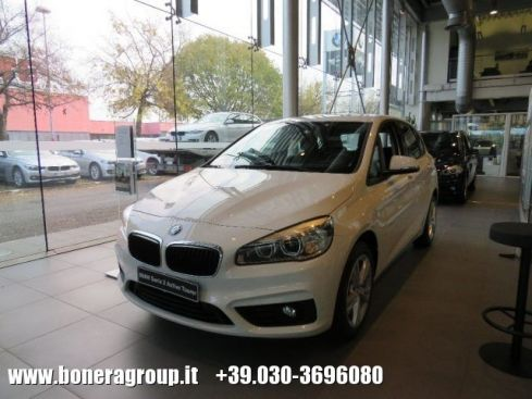 BMW 218 d ActiveTourer Advantage autom. Urban Connected