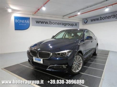 BMW 320 d xDrive Gran Turismo Luxury autom