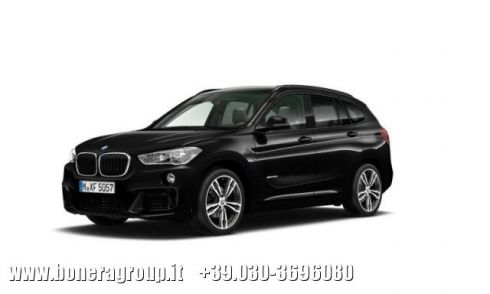 BMW X1 sDrive 18d MSport  automatic - PRONTA CONSEGNA