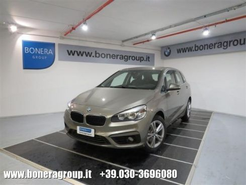 BMW 216 d Active Tourer Advantage Urban Connected Pack