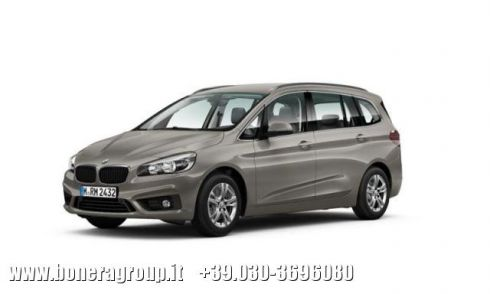BMW 216 d Gran Tourer Advantage 7 posti