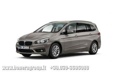 BMW 218 d GranTourer Advantage Business Advantage