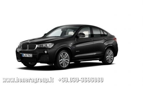 BMW X4 xDrive 20d MSport - PRONTA CONSEGNA