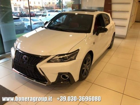 LEXUS CT 200h Hybrid F SPORT MY18 -  NEW MODEL