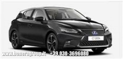 LEXUS CT 200h Hybrid Limited Edition MY18