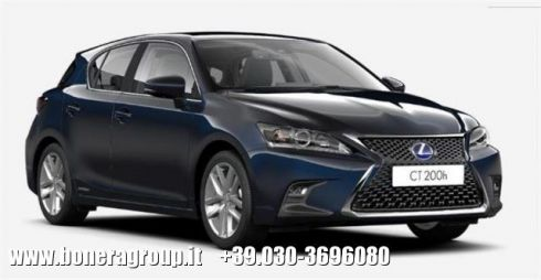 LEXUS CT 200h Hybrid Executive MY18