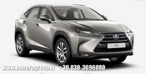 LEXUS NX 300h Hybrid 4WD EXECUTIVE MY18