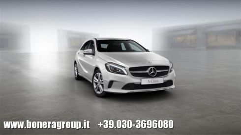 MERCEDES-BENZ A 180 d Automatic Sport Edition NEXT