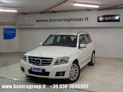 MERCEDES-BENZ GLK 220 CDI 4Matic BlueEFFICIENCY Sport