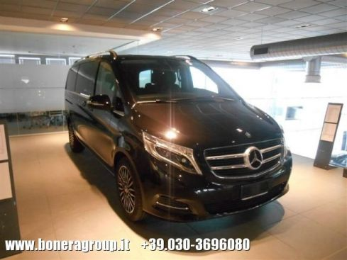 MERCEDES-BENZ V 250 d Premium ExtraLong Automatic
