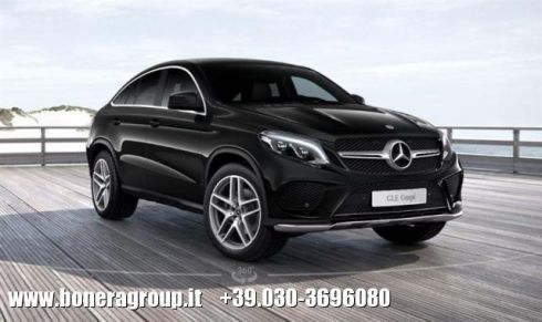 MERCEDES-BENZ GLE 350 d 4Matic Coupé Premium  PRONTA CONSEGNA