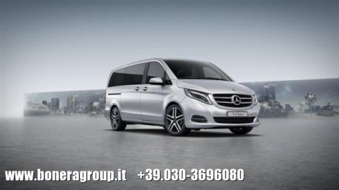 MERCEDES-BENZ V 250 d 4 Matic Premium Long Automatic