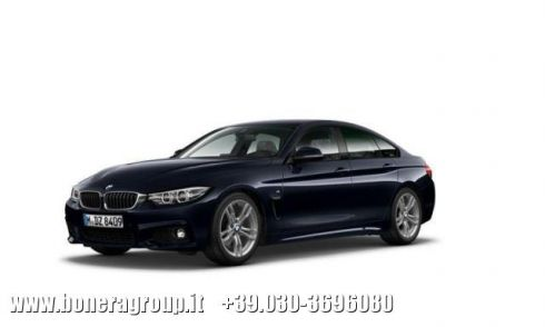 BMW 420 d xDrive Gran Coupé MSport