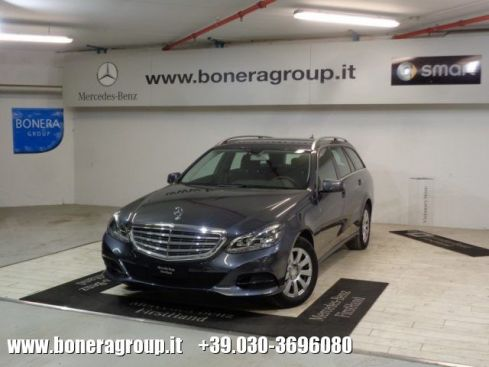 MERCEDES-BENZ E 200 BlueTEC S.W. Automatic Business
