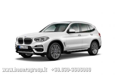 BMW X3 xDrive20d Luxury  NEW  MODEL