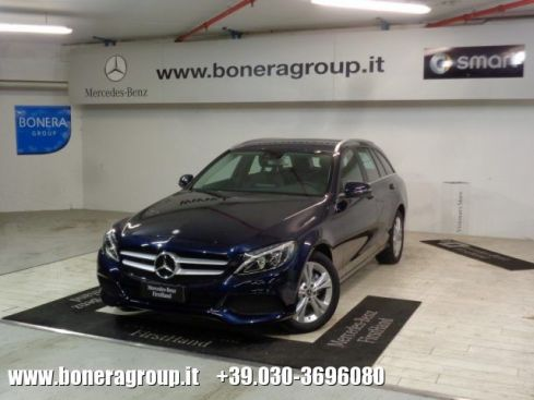 MERCEDES-BENZ C 220 d S.W. Business Extra