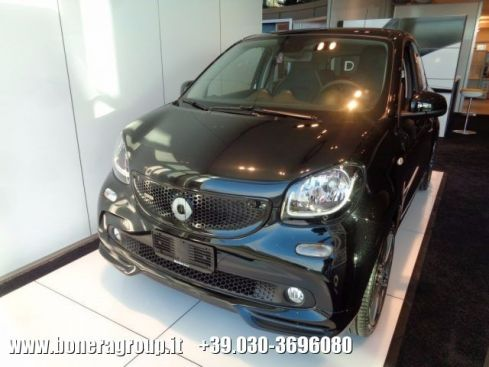 SMART ForFour 90 0.9 Turbo twinamic BRABUS Xclusive