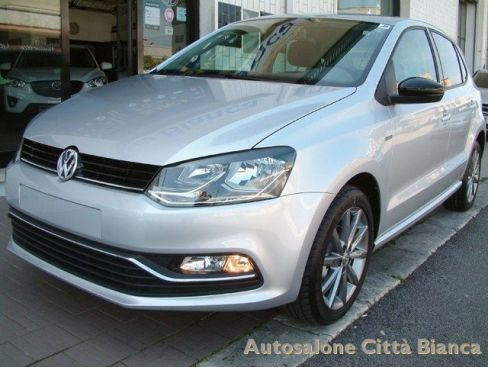 VOLKSWAGEN Polo 1.4 TDI 5p. Fresh BlueMotion Technology